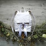 Batohy - Ruksak CANDY backpack - biela - 11396652_