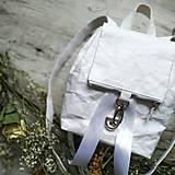 Batohy - CANDY backpack - biela - 11396660_