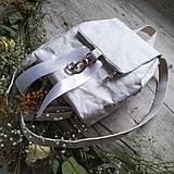 Batohy - CANDY backpack - biela - 11396661_