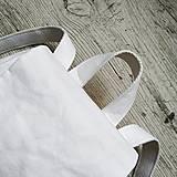 Batohy - CANDY backpack - biela - 11396662_