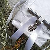 Batohy - CANDY backpack - biela - 11396663_