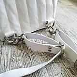 Batohy - CANDY backpack - biela - 11396672_