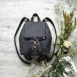 Batohy - Ruksak CANDY backpack - čierna - 11396709_