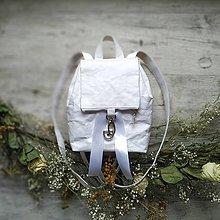 Batohy - CANDY backpack - biela - 11396652_