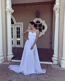 Šaty - Svadobné šaty - 11396367_