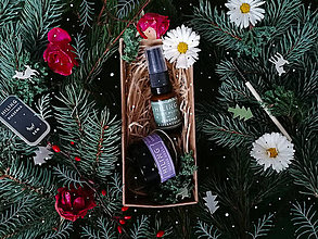 Drogéria - Vianočný balíček *Levanduľa* - 11395383_