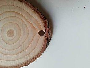 Iný materiál - Navŕtanie dierok do plátkov - 11394920_