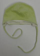 Detské čiapky - Čiapočka pre bábätko biobavlna/bambus - 11396014_