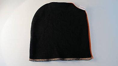 Detské čiapky - VÝPREDAJ Merino čiapka - 11395550_