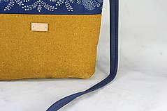 Kabelky - Dara žltá 3 - 11395750_