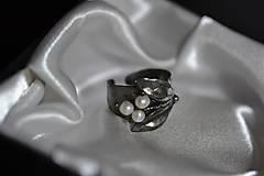 Prstene - perličky - 11395921_