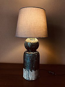 Svietidlá a sviečky - Stolná lampa - 11398986_