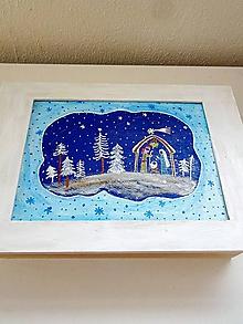 Krabičky - Vianočná krabica - 11401487_
