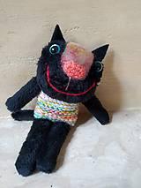 Hračky - Mačička - 11398761_