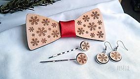 Sady šperkov - Zimná sada pre celú rodinku - 11398811_