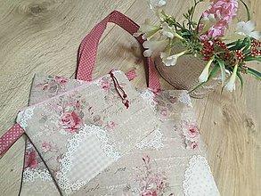 Nákupné tašky - taška s kozmetičkou - 11401684_