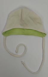 Detské čiapky - Čiapočka pre bábätko biobavlna - 11398243_