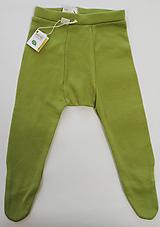 Detské oblečenie - Poldupačky merino pre bábätko - 11399053_