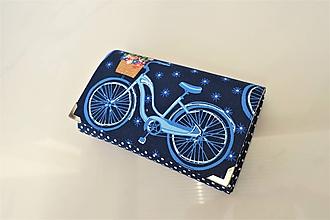 Peňaženky - Bonsoir Paris - peněženka 17 cm i na karty - 11398551_