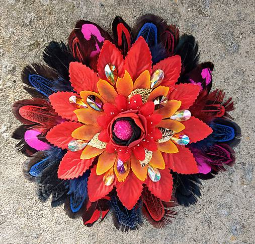 Brosna kvet