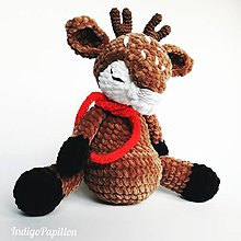 Hračky - Bambi - srnček - 11400875_