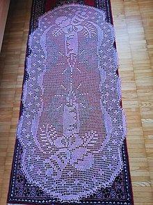 Úžitkový textil - Slávnostný vianočný obrus - 11404233_