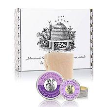 Drogéria - levanduľová darčeková sada - 11402195_