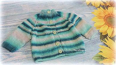 Detské oblečenie - Svetrík Ambiance - 11403337_