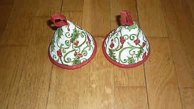 Úžitkový textil - Chňapka zvonček (viac variant) (2) - 11403069_