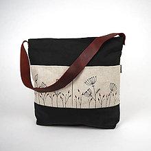 Veľké tašky - taška Natural ŠÍPKY - 11403877_