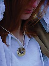 Náhrdelníky - Ouroboros - 11405099_