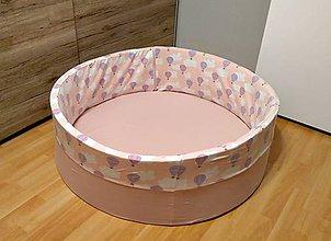 Detské doplnky - Suchý bazén na hračky, na balóniky - 11404730_