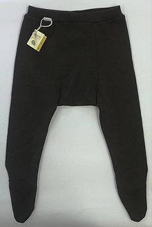 Detské oblečenie - Poldupačky merino pre bábätko - 11404353_