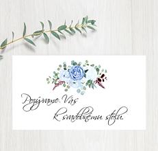 Papiernictvo - Pozvanie ku stolu P83 - 11402993_