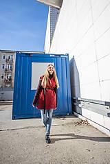 Kabáty - Kabátik red - 11403554_