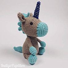 Hračky - Jednorožec - Unicorn - 11403160_