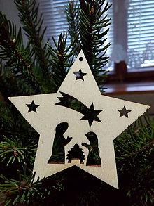 Dekorácie - Vianočná ozdoba - 11402460_