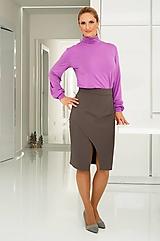 Sukne - Klasická puzdrová sukňa - 11403653_