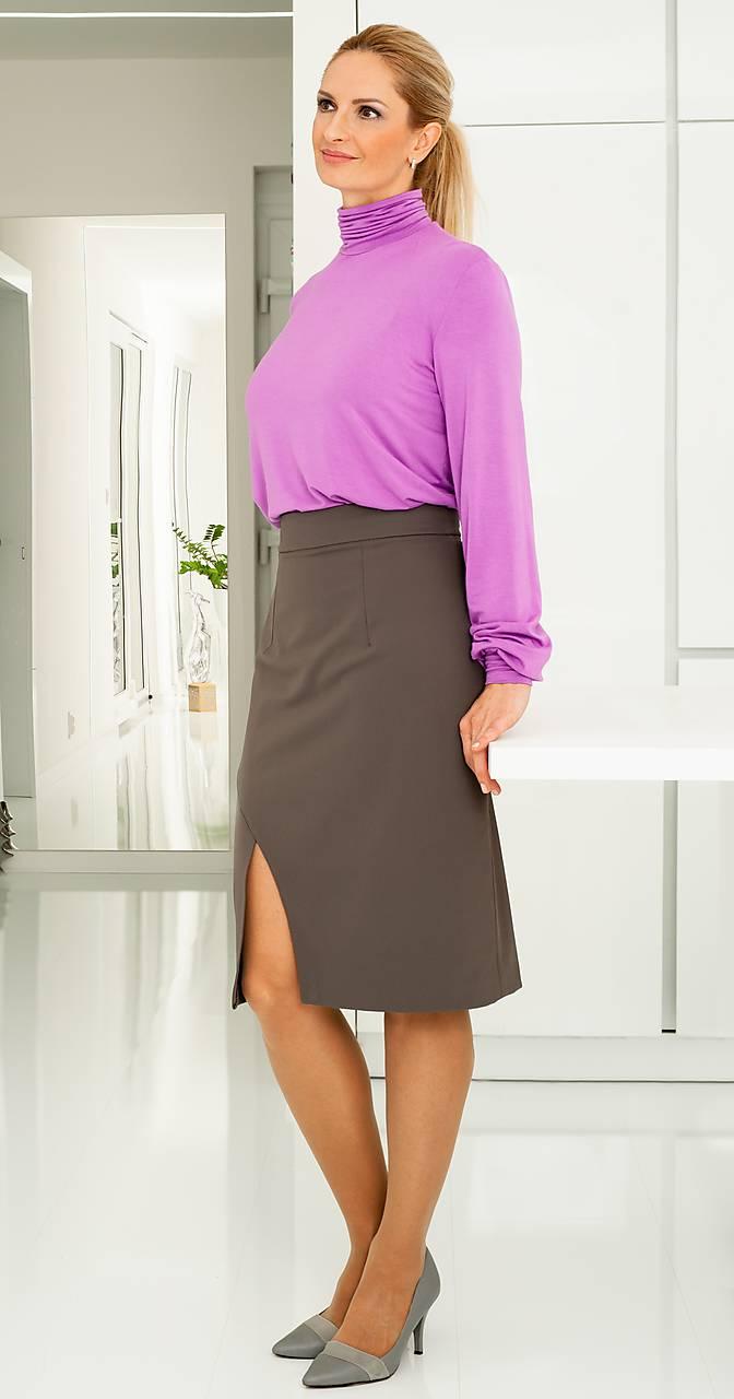 Klasická puzdrová sukňa