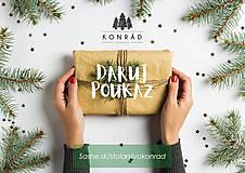 Darčekové poukážky - Darčekový poukaz - 11406819_
