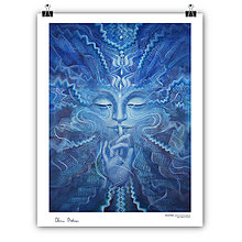 Obrazy - Vedomie (art print 35x45 cm) - 11407330_