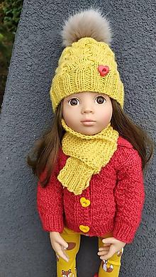 Hračky - Nora oblečenie pre bábiku. - 11406385_