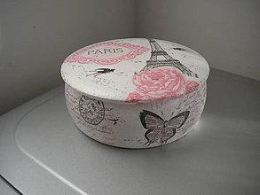 Krabičky - Šperkovnička - 11408274_