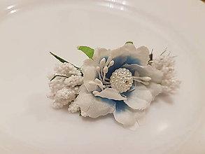 Ozdoby do vlasov - Frozen Flower 3 - 11406374_