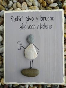 Obrazy - Kamienkáč Pivkár - 11407829_