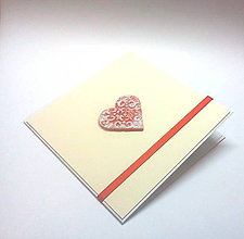 Papiernictvo - Pohľadnica ... kým vieme ľúbiť - 11410391_