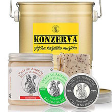 "Drogéria - konzerva ""bradáč"" - 11409967_"
