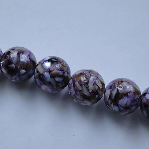Perleťové korálky-1ks