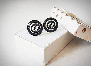Šperky - Manžetové gombíky - 11411148_