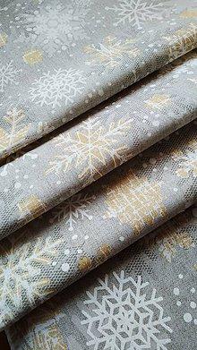 Úžitkový textil - Vianočná štóla - 11409357_